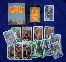 Collectible cards game Beggers & Thieves by Parker